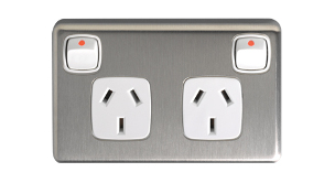 power point legrand excel life switch stainless steel Electrical Products | Nashcom Electrical